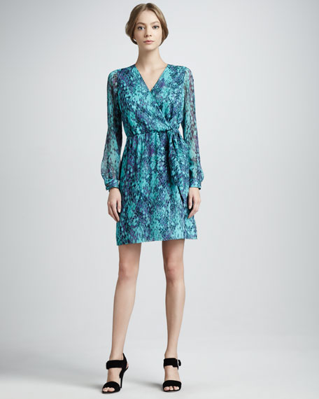 Colleen Wrap Dress