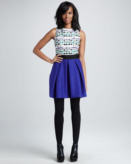 Lucia Combo Dress