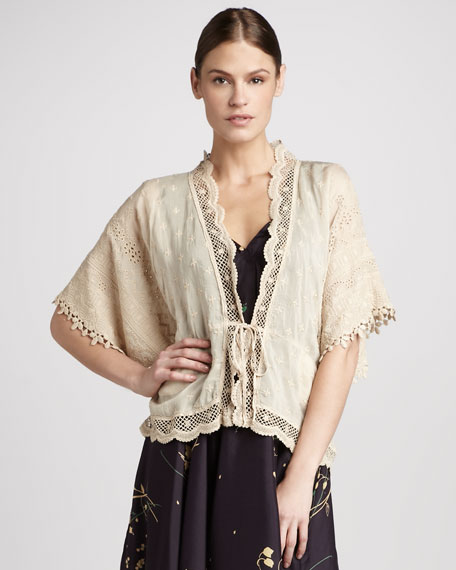 Trail Dolman Wrap, Honey Oat