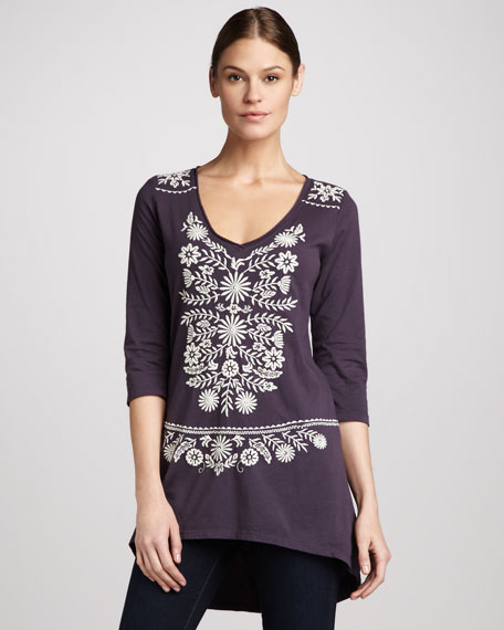 Lily High-Low Tunic, Women's