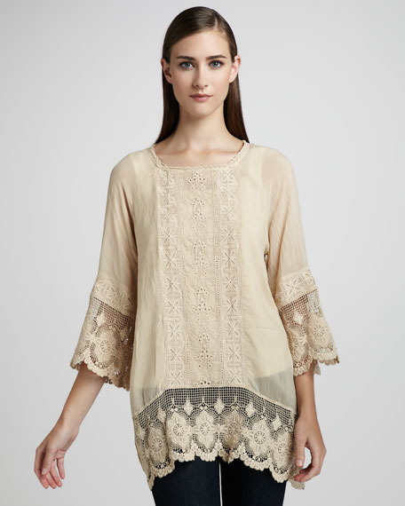 Lace Blouse, Women's
