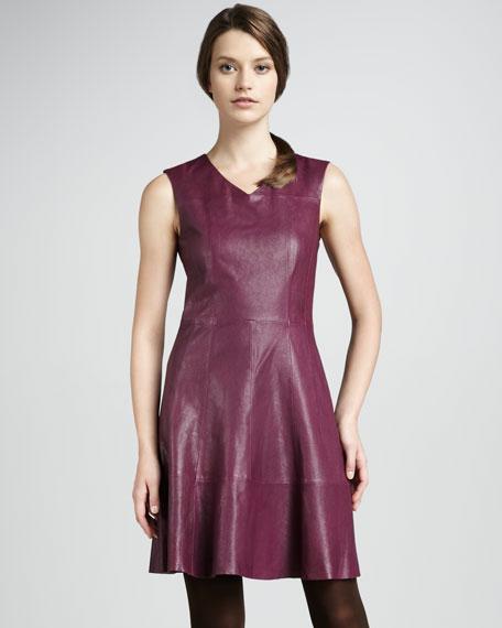Fantasy Leather Dress