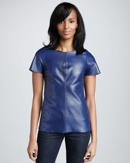 Rosemont Leather Tee