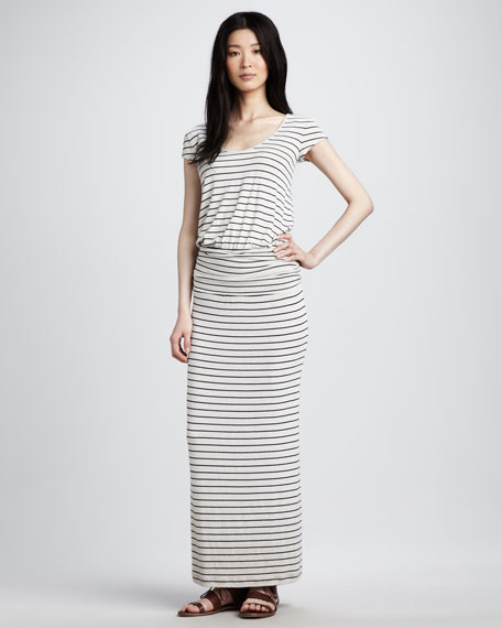 Wilcox Striped Maxi Dress