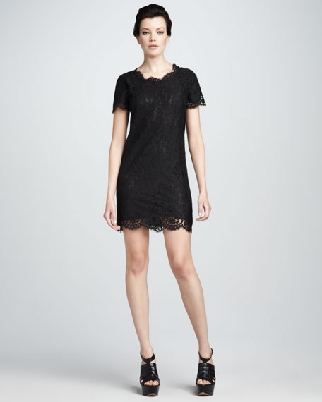 Susina Lace Dress