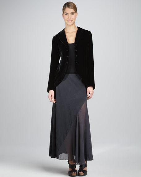 Fly Away Sheer Maxi Skirt
