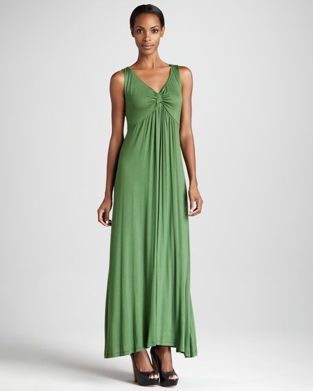Sleeveless Tank Maxi Dress, Women's
