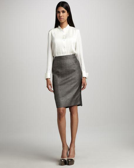 Katie Pencil Skirt