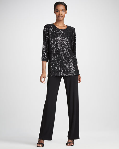 Sequined Tunic, Women's