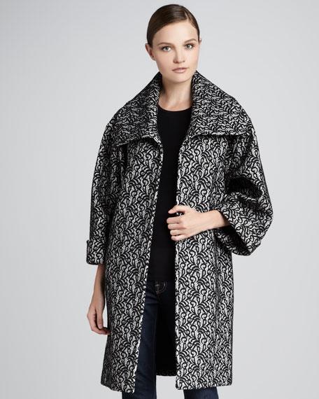 Bonded Lace Coat
