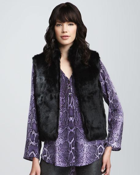 Paige Rabbit Vest