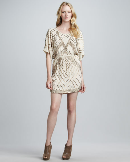 Kayla Beaded Dress