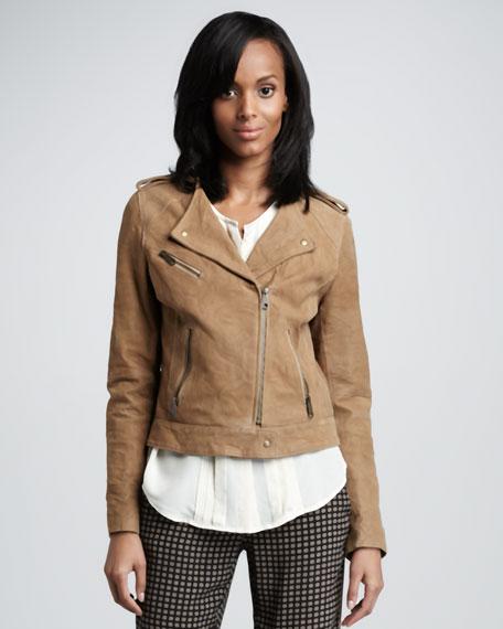 Lexandra Leather Jacket