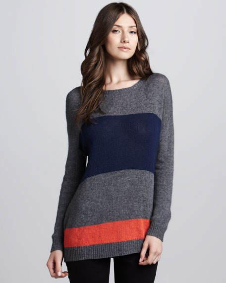 Aurore Colorblock Sweater