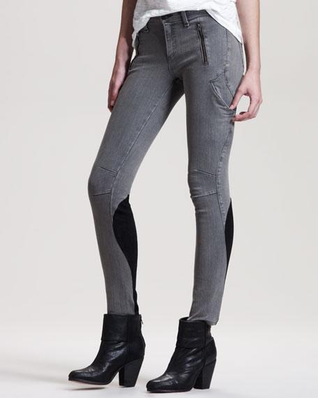 Rally Skinny Cargo Jeans