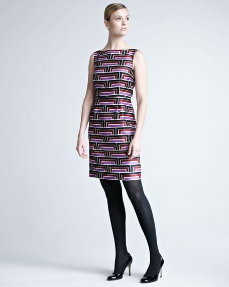 Purdy Printed Dress
