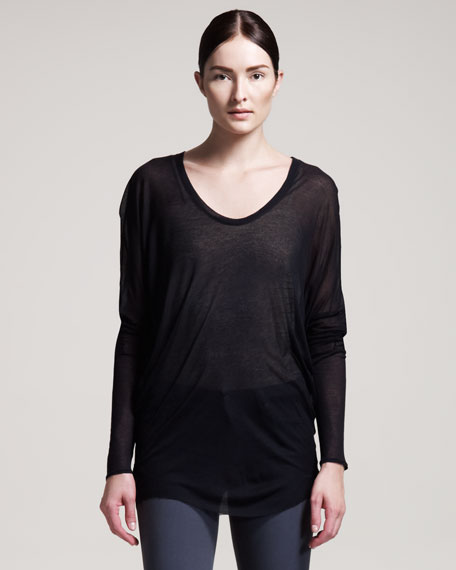 Voltage Dolman Top
