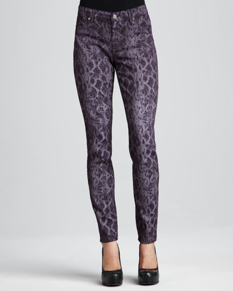 Joy Python-Laser Leggings