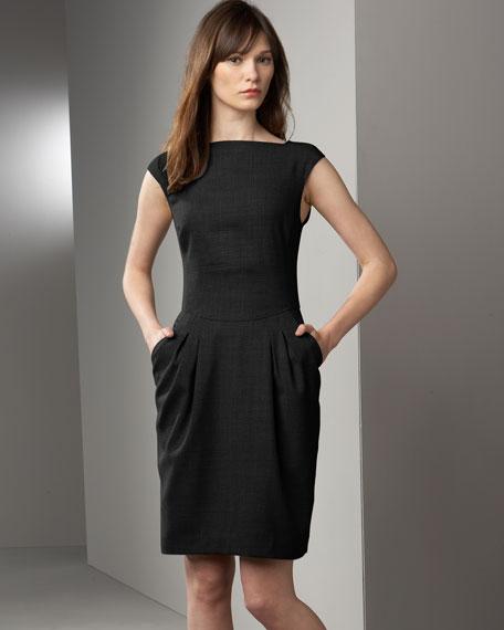 Shift Pocket Dress
