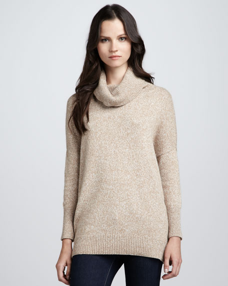 Clover Turtleneck Sweater