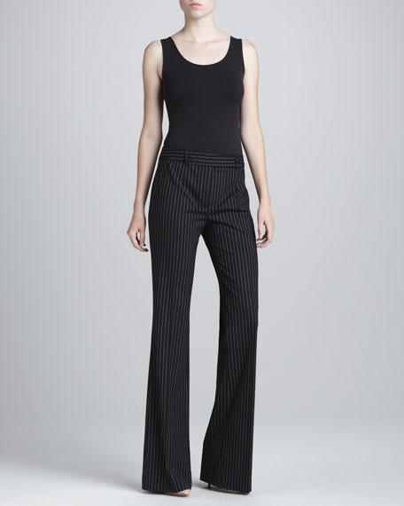 Pinstripe Agyness Pants