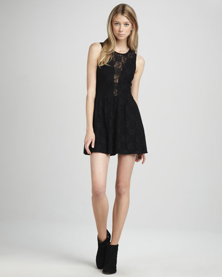 Lulu Lace Dress