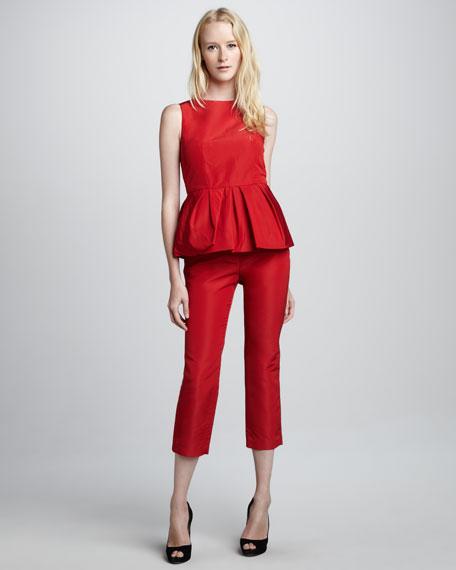 Slim-Fit 1960s Pants