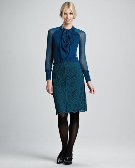 Everett Lace Skirt