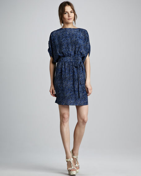 Porter Printed Dress