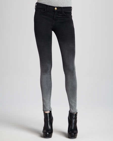The Low-Rise Skinny Ankle Jeans