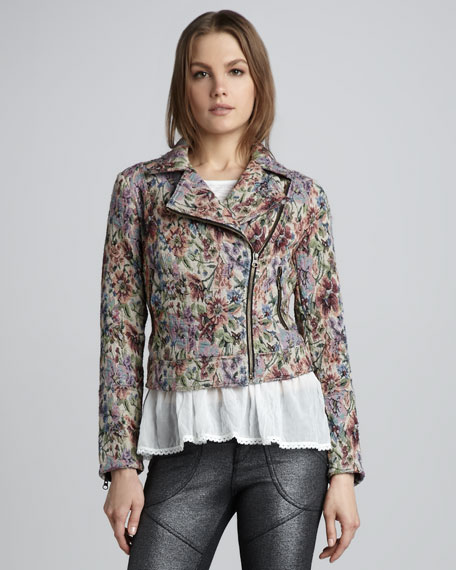 Tapestry Motorcycle Jacket