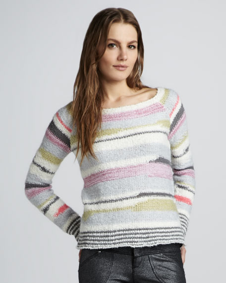 Montmartre Striped Sweater