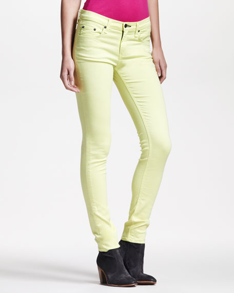The Skinny Canary Jeans