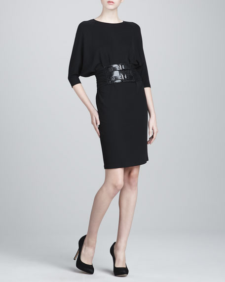 Jersey Slide Dress
