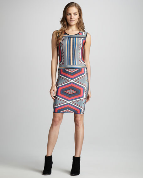 Marrakech Slinky Jersey Dress
