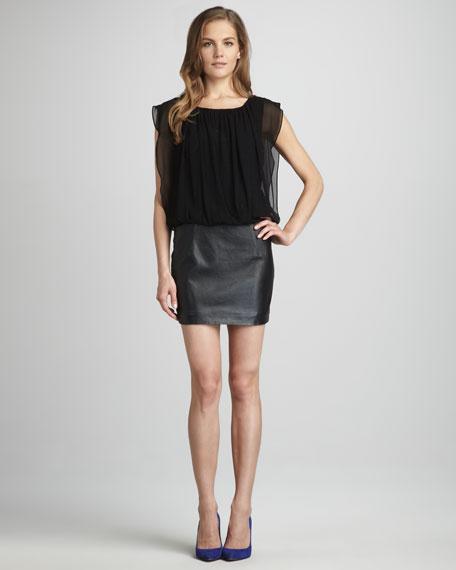 Naomi Combo Dress