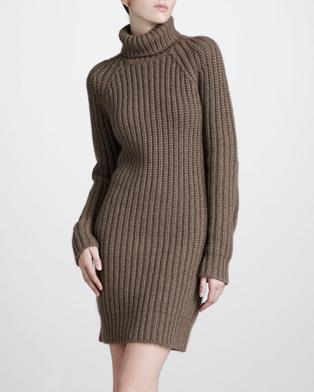 Chunky Cashmere Dress