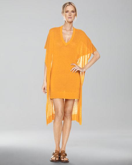 Moroccan-Inspired Gauze Dress