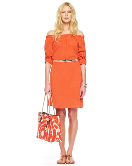 Exclusive Raglan Dress