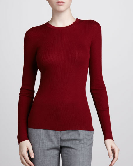 Featherweight Cashmere Top
