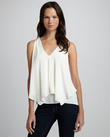 Jantine Sleeveless Blouse
