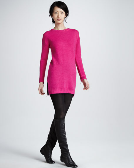 Moritz Long-Sleeve Sweaterdress