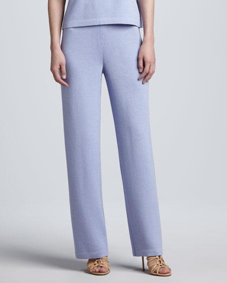 Santana Knit Stovepipe Pants