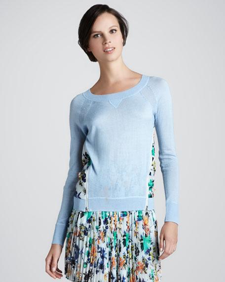 Kamala Long-Sleeve Sweater