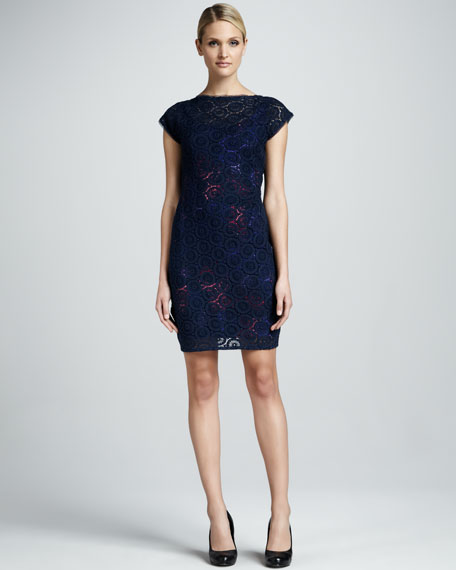 Adella Lace Dress