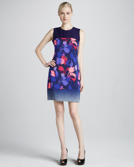 Ginny Floral Dress