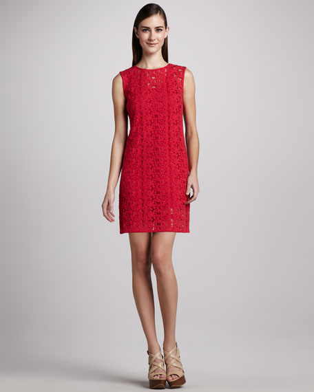 Jette Lace Dress