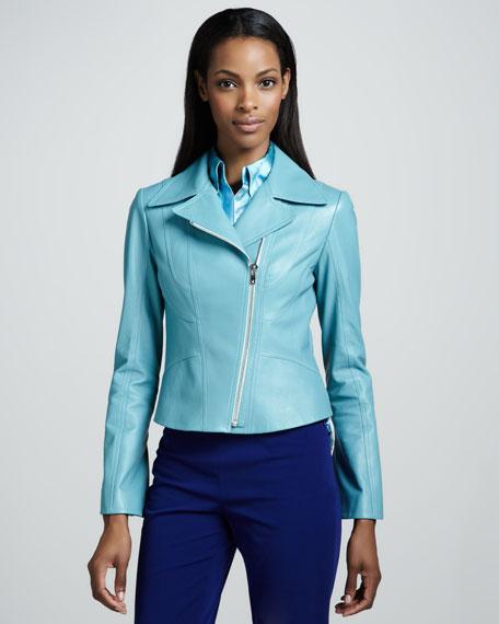 Mia Leather Jacket