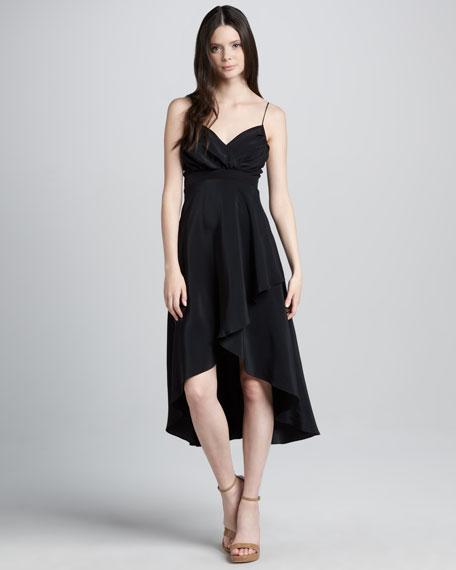 Kiana Arch-Hem Dress
