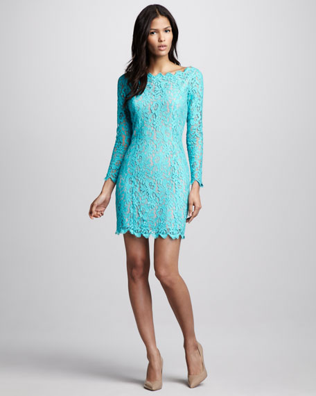 Magnetic Lace Dress